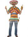Kostým - Mexičan  - poncho (84-C)