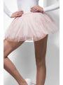 Spodnička - sukně neon růžová (55)