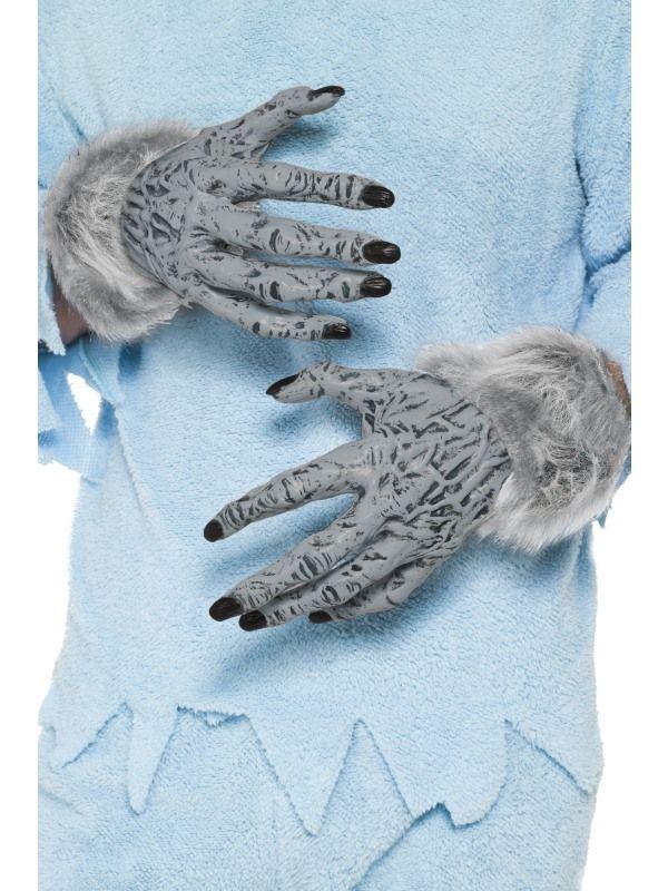 Rukavice vlkodlak (9) Smiffys.com
