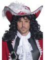 Klobouk  Pirátský kapitán deluxe (21-J)