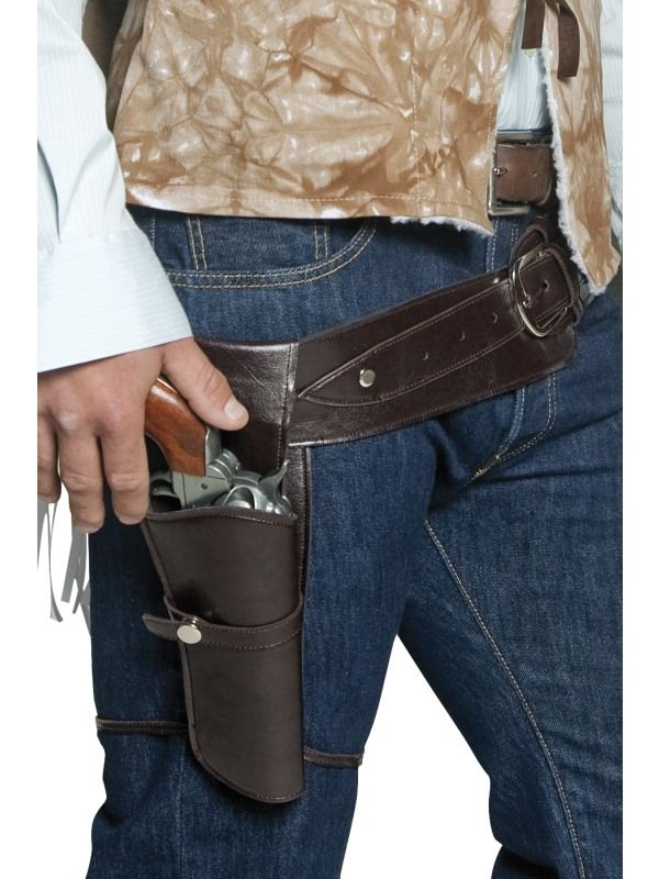 Pouzdro na pistol western (78) Smiffys.com