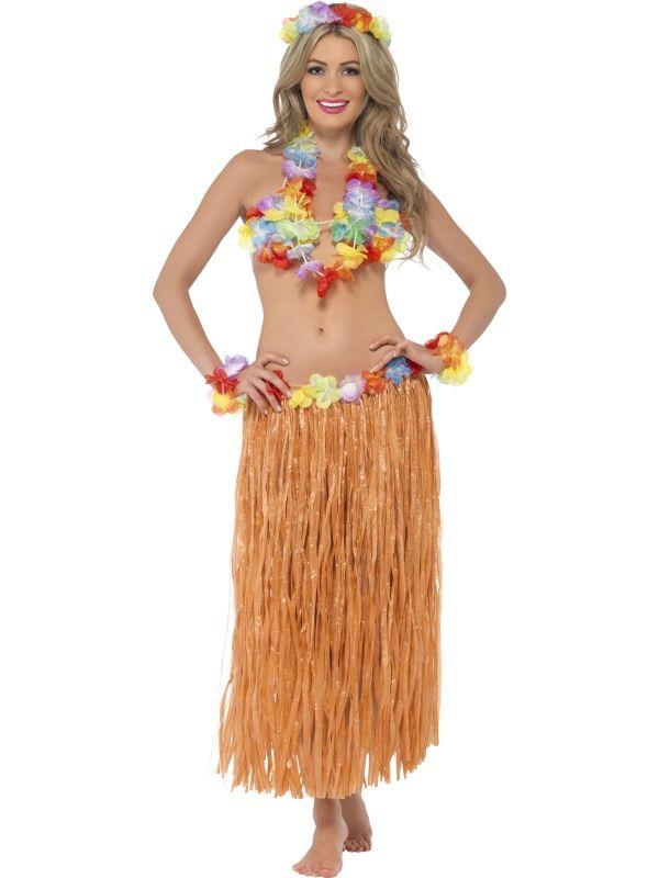 Sada - havajská - Hula Hula (18) Smiffys.com