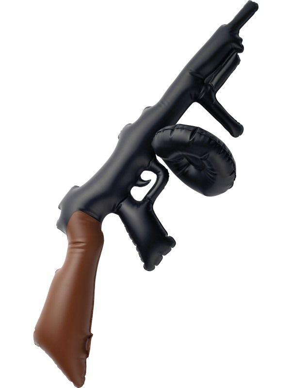 Samopal nafukovací 75 cm (25-D) Smiffys.com