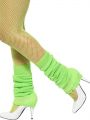 Návleky na nohy zelené  (27-F)