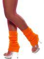 Návleky na nohy oranžové  (27-F)