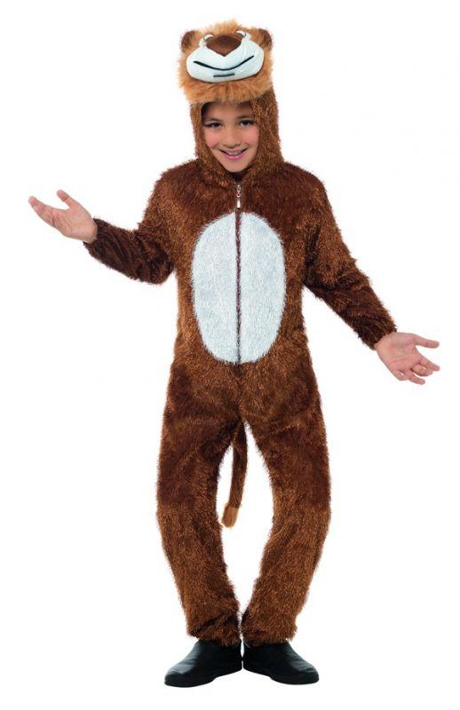 Dětský kostým - Lvíček - S (86-G) Smiffys.com