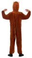Dětský kostým - Opička - 4-6 roků Smiffys.com