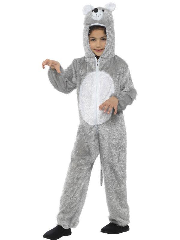 Dětský kostým myška 5-8let (86G,124kr13) Smiffys.com