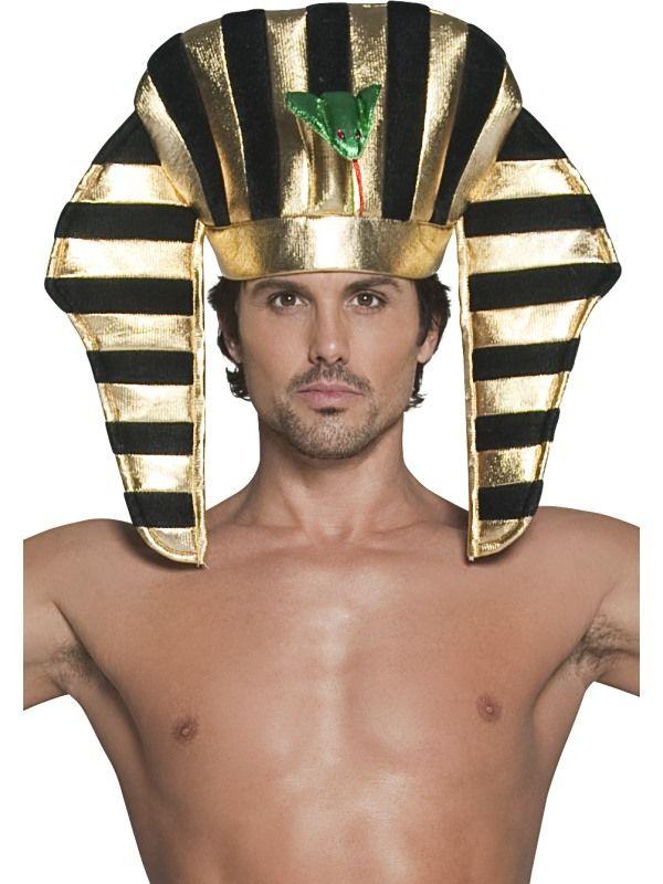 Čepice faraon (121-C) Smiffys.com
