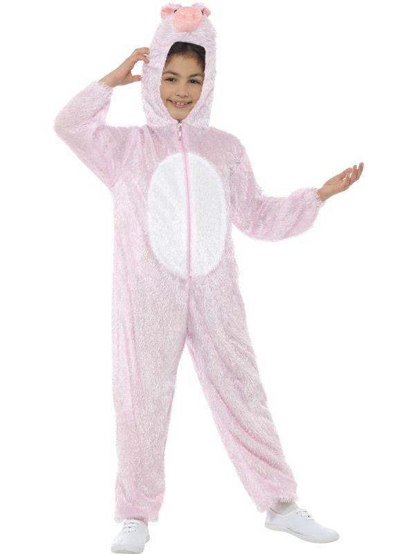 Dětský kostým prasátko 5-8let (86-G, 124kr11) Smiffys.com