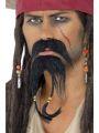 Knír + vousy pirát