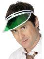 Kšiltovka zelená retro, Poker Visor (17-J)
