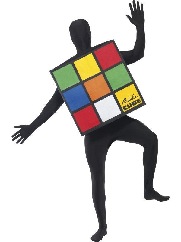 Kostým - Rubikova kostka Smiffys.com