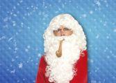 Sada Mikuláš - Santa paruka + vousy (58, 124kr06) Smiffys.com