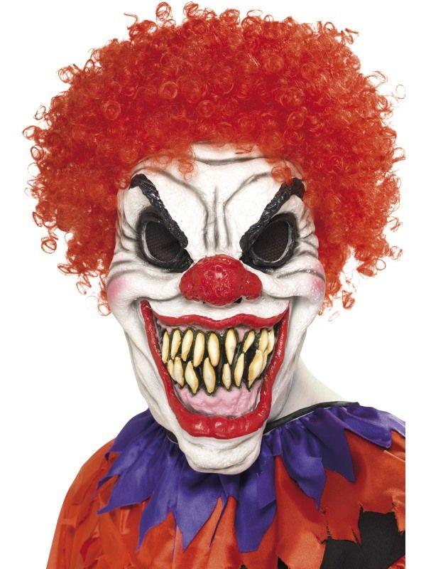 Maska - Klaun (68) Smiffys.com