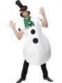 Kostým - Sněhulák