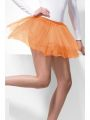 Spodnička - sukně neon oranžová (55)