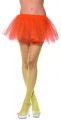 Spodnička - sukně neon oranžová (55) Smiffys.com
