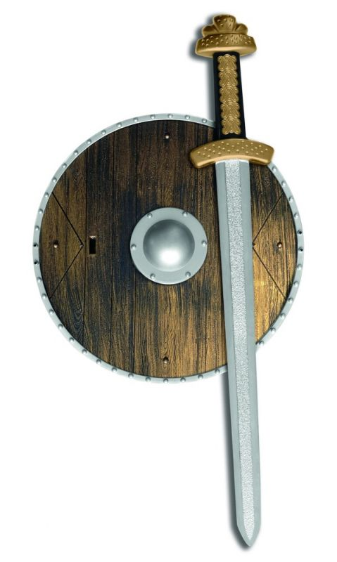 Meč + štít (94) Smiffys.com