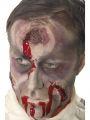 Jizva na hlavě s krví (48-C)