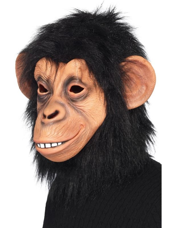 Maska šimpanz Smiffys.com
