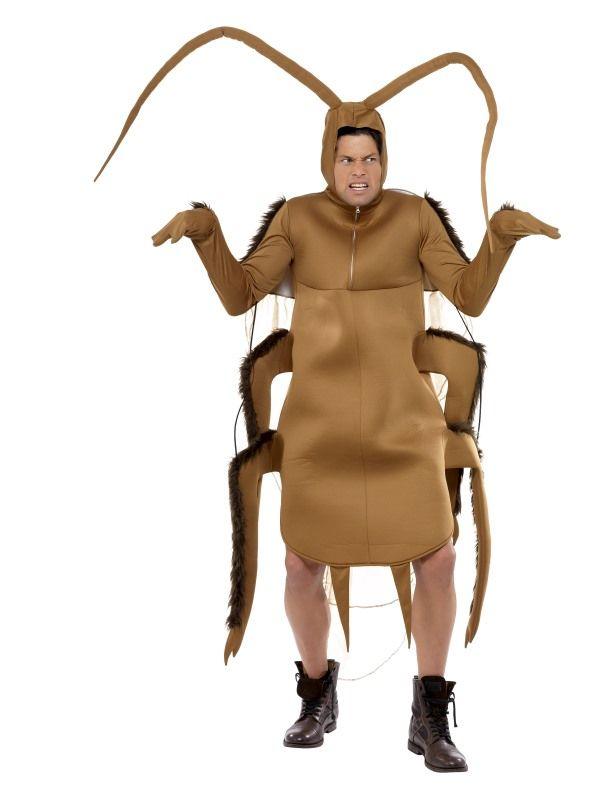 Kostým šváb - (84-C) Smiffys.com