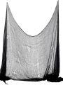 Síť - závěs strašidelné 75 x 300 cm (53)