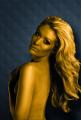 Barva na vlasy a tělo zlatá - UV 75ml (13-H) Smiffys.com