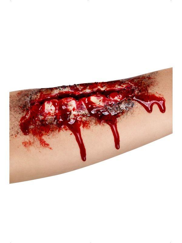 Jizva - Zranění - Otevřená jizva (48-C) Smiffys.com