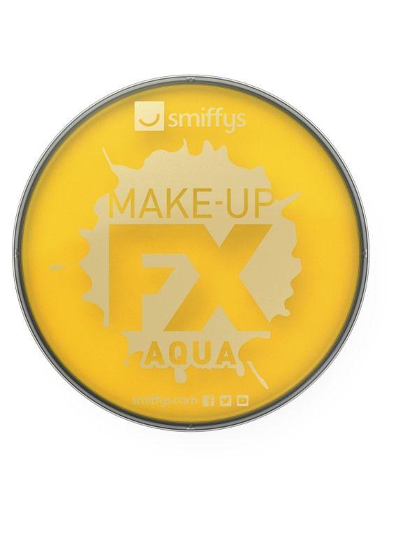 Líčidlo - žluté ředitelné vodou 16ml (15B) Smiffys.com