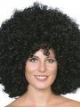 Paruka afro mega černá (3H) Smiffys.com
