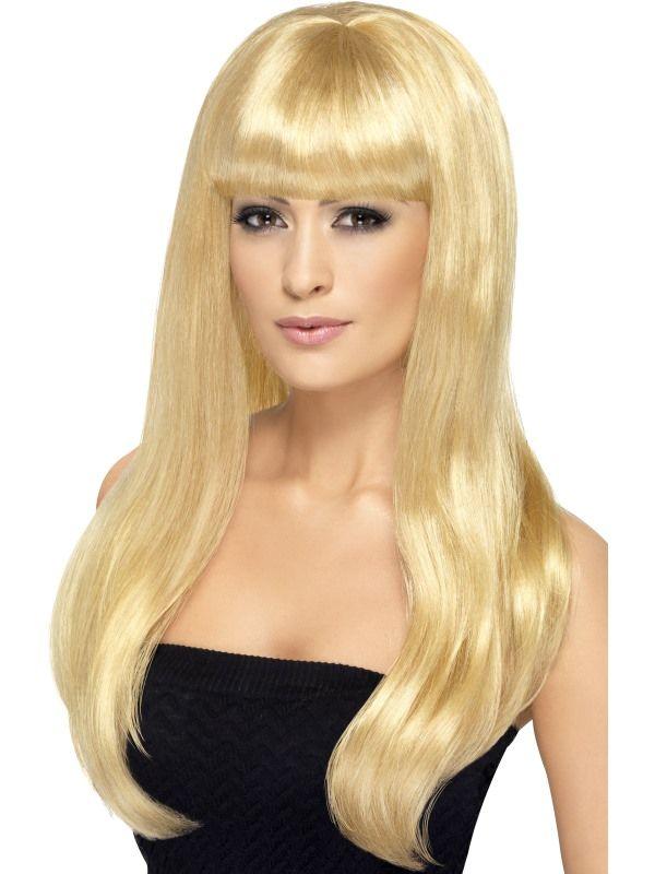 Paruka babelicious blond (4-C) Smiffys.com