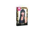 Paruka beauty černá dlouhá (5-E) Smiffys.com