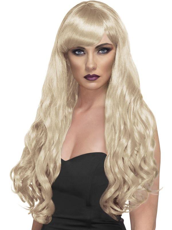 Paruka desire blond (7-H) Smiffys.com