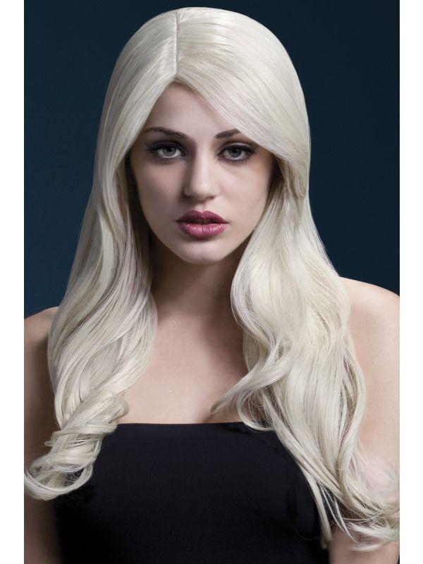 Paruka - Nicole - Blond Smiffys.com
