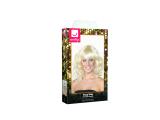 Paruka Foxy blond (4-D) Smiffys.com