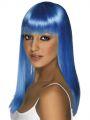 Paruka - Glamourama -  modrá (6-H)