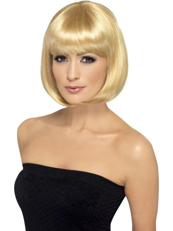 Paruka partyrama blond (4-C) Smiffys.com