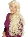 Paruka Guinevere blond (3-A)