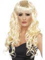 Paruka Siren blond (4-H)