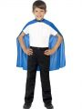 Dětský plášť - modrý