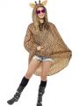 Pláštěnka - Žirafa -  Poncho