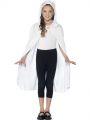 Dětský plášť - bílý s kapucí (84-G,85) Smiffys.com