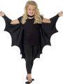 Plášť Bat dětský černý (85)