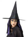 Klobouk čarodějnice  špičatý  (123)