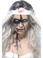 Krev - Monstrum - černá - Zombie (15-D) Smiffys.com