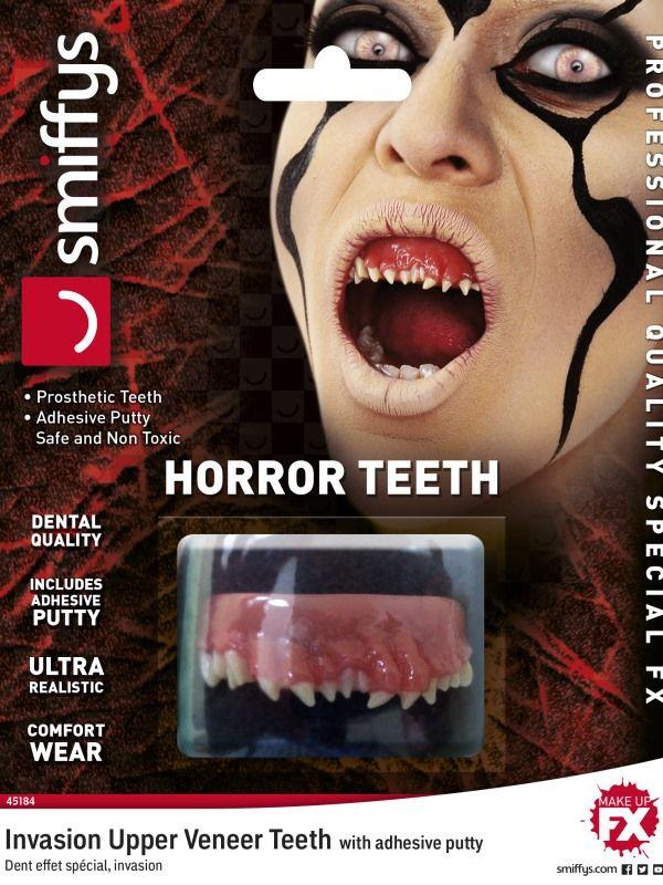 Zuby - horor - profi Smiffys.com