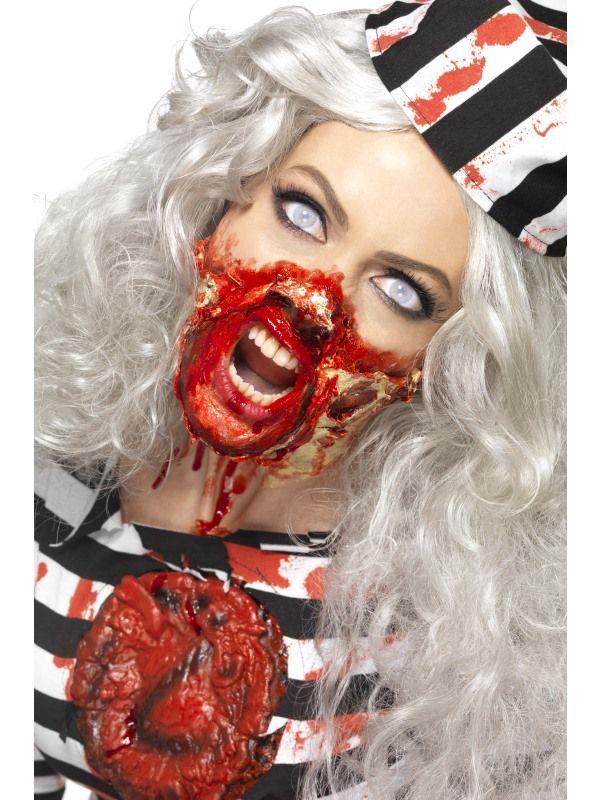 Tekutý latex - barevný - Zombie Smiffys