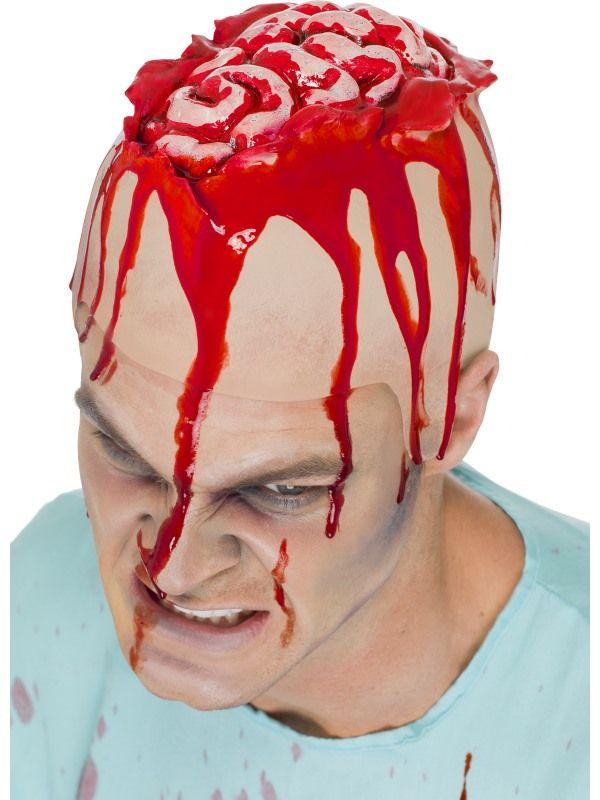 Pleš s mozkem a krví (64) Smiffys.com