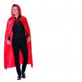 Plášť - červený dlouhý (84-D) Smiffys.com